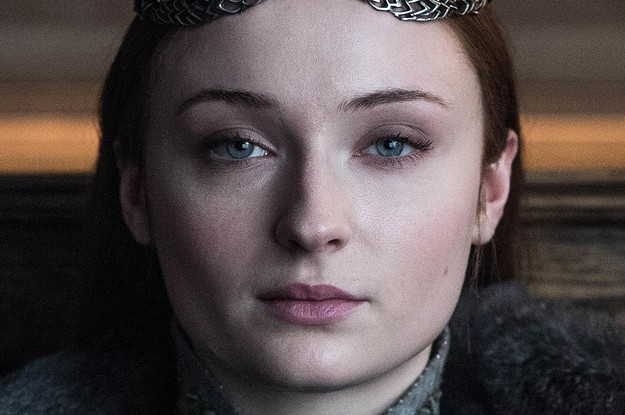 "The Details Hidden On Sansa's Costume In The ""Game Of Thrones"" Finale Will Actually Make You Emotional"