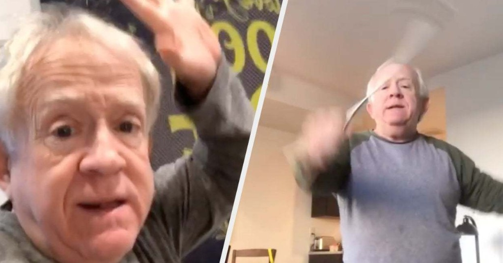 Leslie Jordan Is Going Viral For Documenting His Quarantine And Every Video Is A Masterpiece