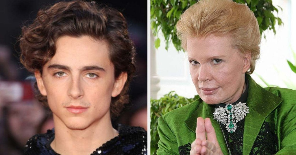 Walter Mercado Wanted Timothée Chalamet To Play Him In A Biopic
