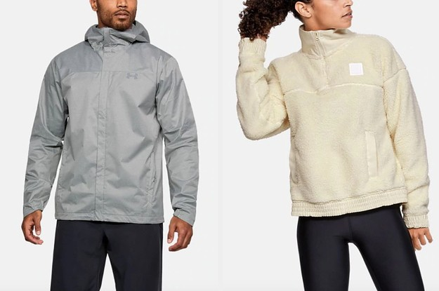 Everything In Under Armour's Sale Section Is An Extra 30% Off, So Get Moving