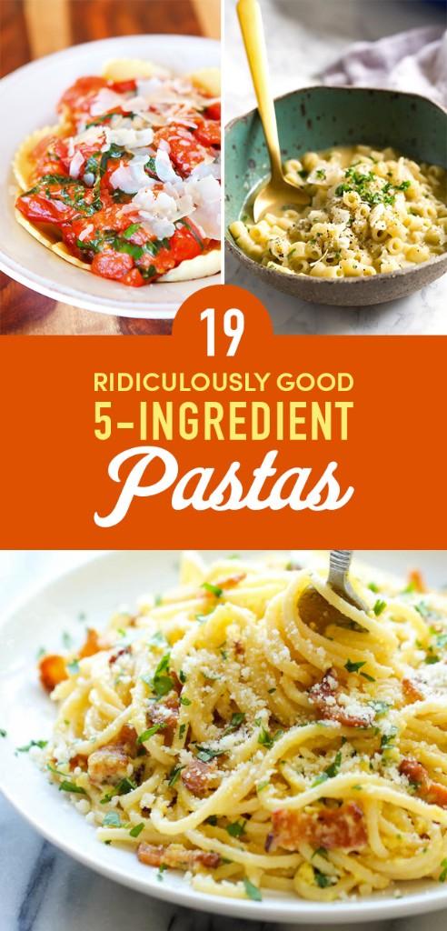 Pasta - Magazine cover