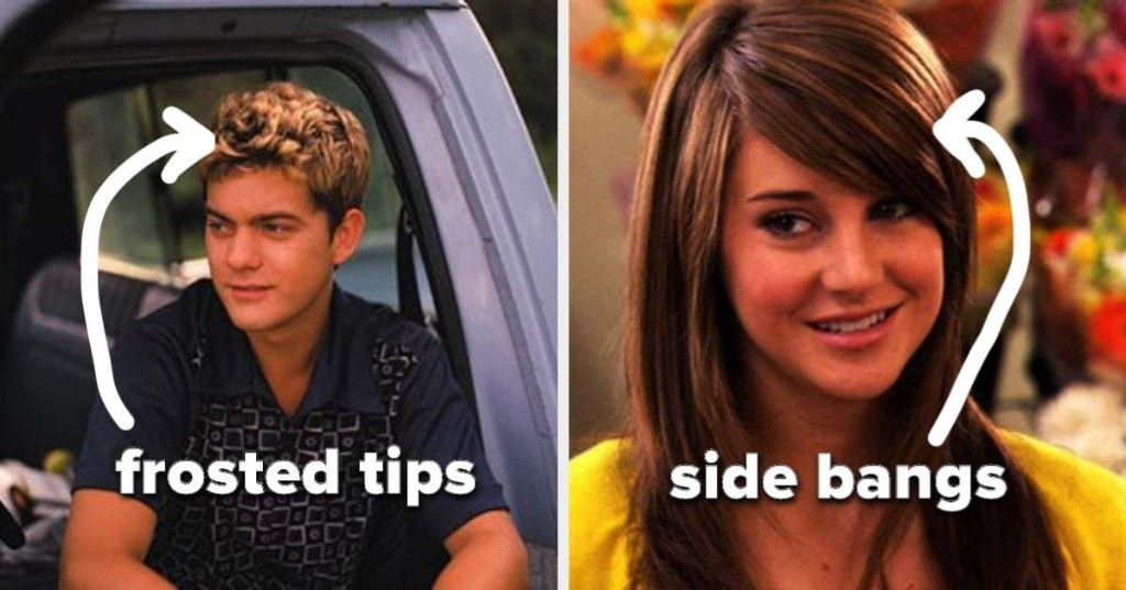 23 Teen Show Hairstyles That Were So 2000s It Hurts
