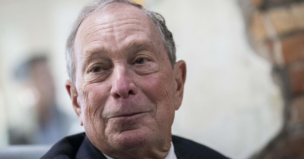 After Google Announced New Political Ad Rules, Michael Bloomberg Spent An Estimated $1 Million