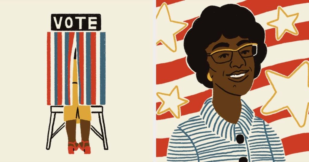 Shirley Chisholm Was The First Black Woman To Run For President