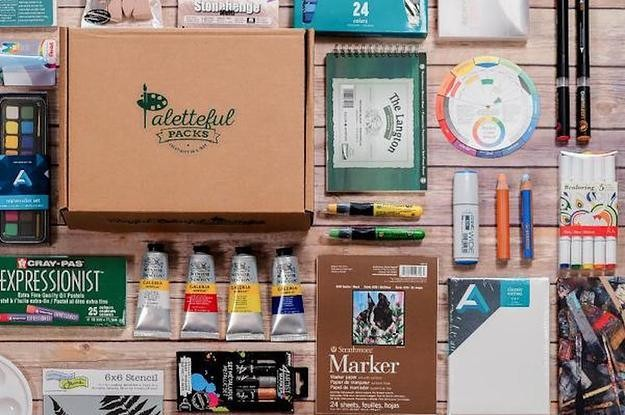 29 Subscription Boxes That'll Help You Find Your Next Hobby