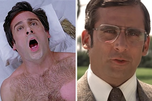Steve Carell Has Made Lots Of Movies — How Many Have You Seen?