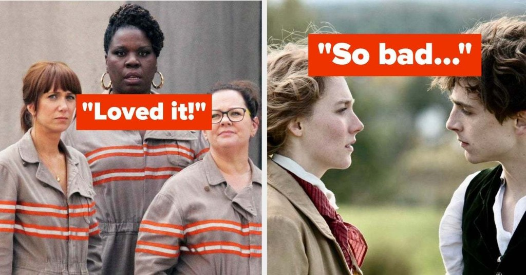 13 Movie Reboots That Were Really Good And 11 That Really Missed The Mark