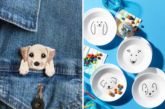 Just 36 Of The Cutest Products With Dogs On Them