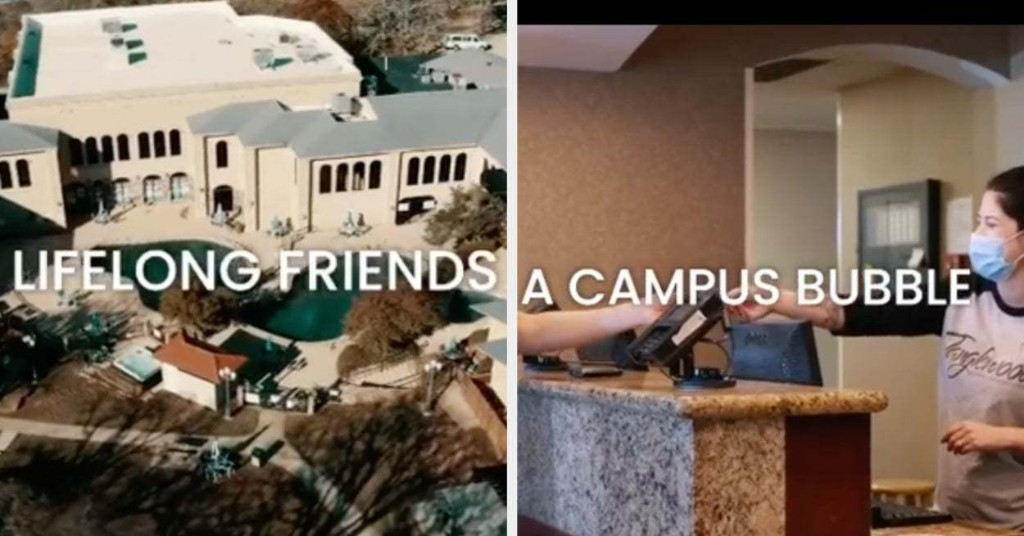 These Guys Are Promising College Students A COVID-Free Campus — For A Price