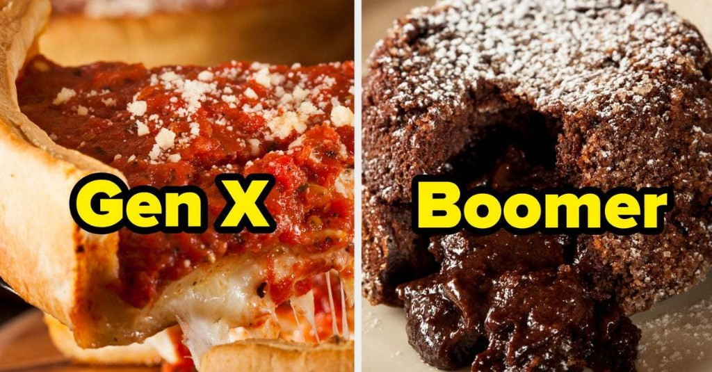 """Say """"Yes """"Or """"No"""" To These 50 Foods And We'll Guess Your Generation With 93% Accuracy"""
