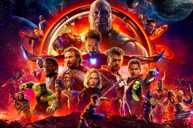 """21 Things I Definitely Did NOT Understand About """"Avengers: Infinity War"""""""