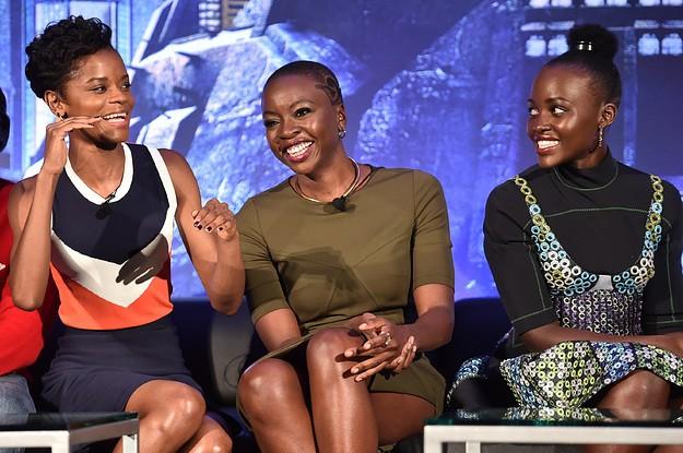 """Las mujeres de Wakanda, de """"Black Panther,"""" son las superheroínas que necesitábamos"""