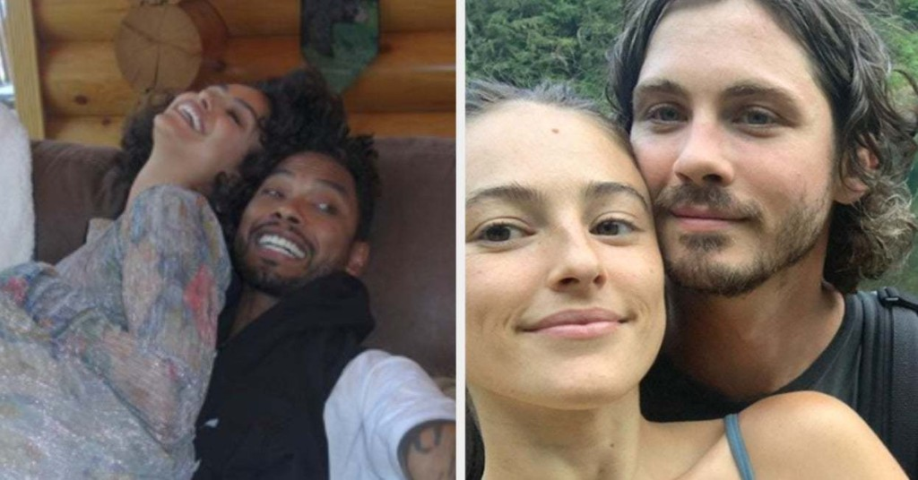 15 Photos Of Celebrity Couples You May Have Missed This Week