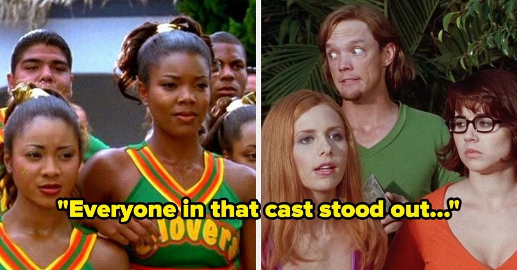 19 Casts That Are So Incredible, You Literally Couldn't Change One Actor Without Ruining The Movie