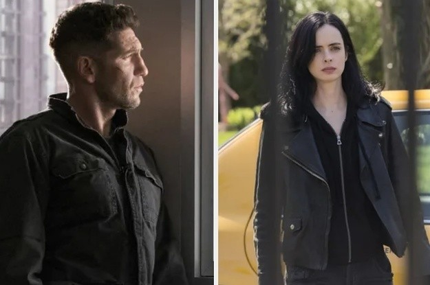 "Netflix Has Canceled ""The Punisher"" And ""Jessica Jones"""