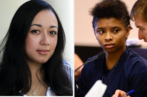 Cyntoia Brown-Long Is Speaking Out In Support Of A Teen Sex Trafficking Victim Who Killed Her Abuser