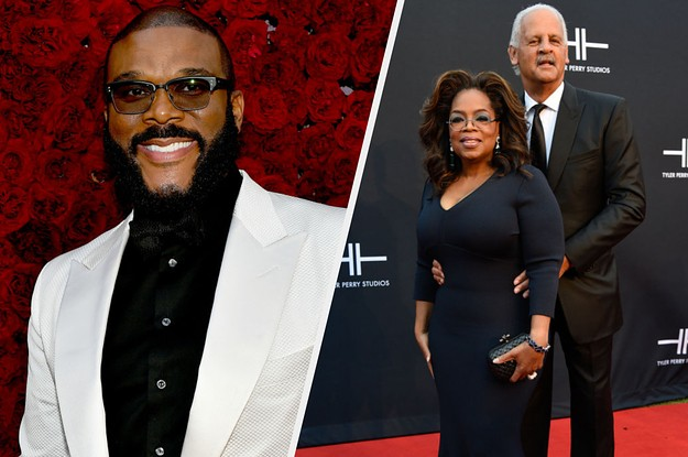 Tyler Perry Made History As The First Black Person To Own A Major Film Studio, And All The Stars Came Out To Celebrate