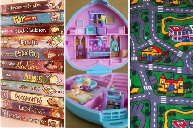 If You Were Born Before 1999, This List Is Your Entire Childhood