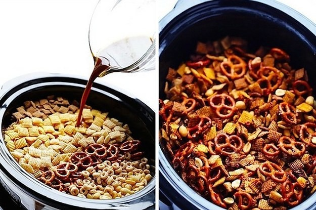 18 Easy Slow Cooker Snacks That Will Feed A Crowd