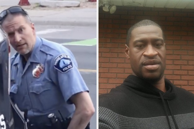 The Minneapolis Police Officer Who Used A Knee Chokehold On George Floyd Has Been Charged With Murder