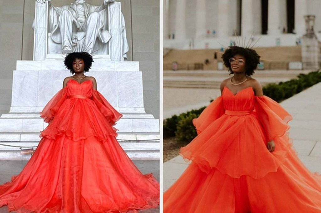 An 18-Year-Old's Prom Photoshoot Has Gone Viral After The Dance Was Canceled Due To The Pandemic
