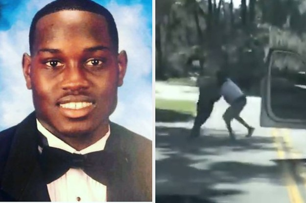 Two White Men Have Been Charged With Murder In The Shooting Death Of A Black Jogger