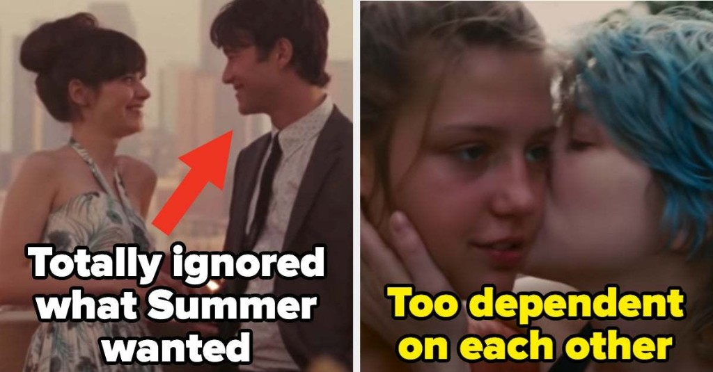 Some Movie Couples Aren't Meant To Be Endgame, And If You Don't Believe Me, Here Are 16 Of The Worst Ones