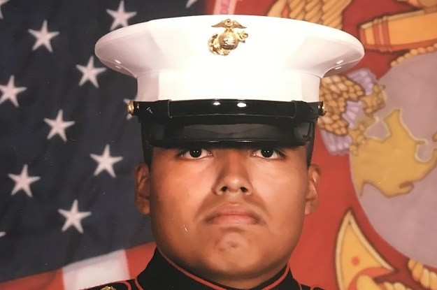 US-Born Marine Veteran Detained By ICE Was Carrying His US Passport When He Was Arrested
