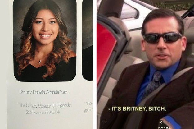 27 Yearbook Quotes The Prove Teens Of 2018 Are Smarter Than You Think