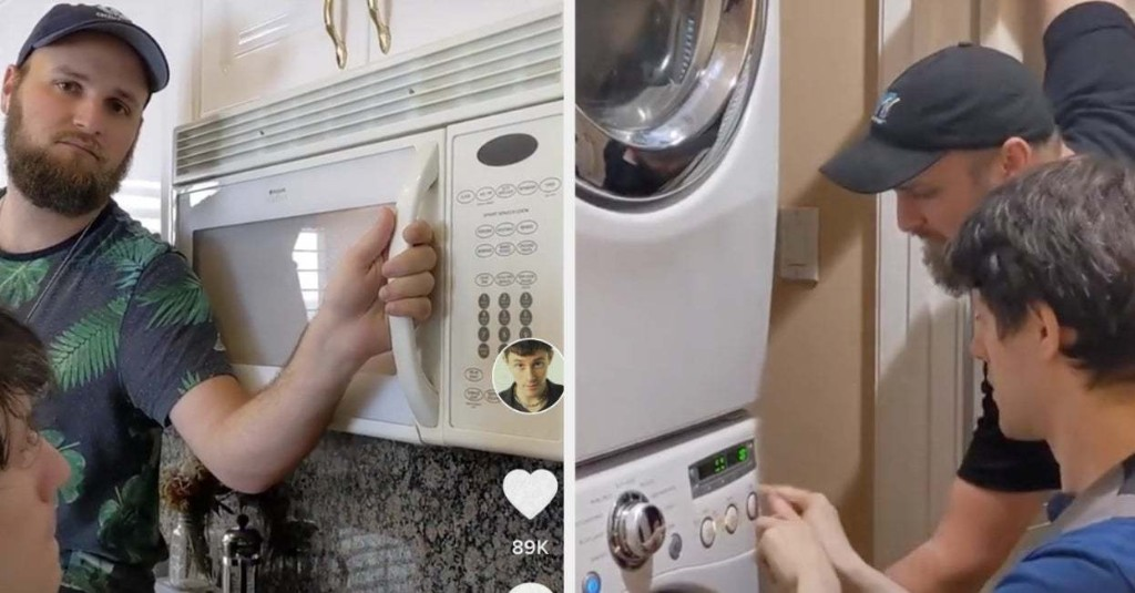 This Guy Plays Popular Songs On Random Household Appliances And It's Incredible