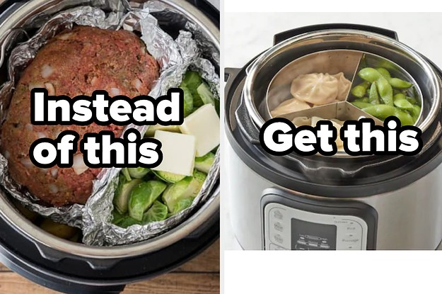 18 Things You Should Definitely Buy If You Got An Instant Pot For Christmas