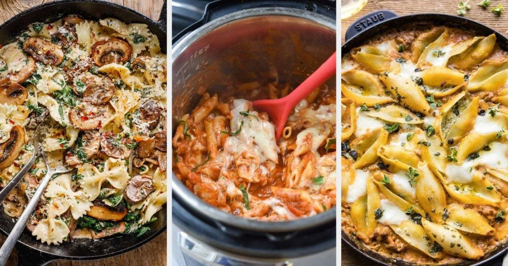 24 Cozy Fall Pasta Dishes For When You Want To Treat Yourself