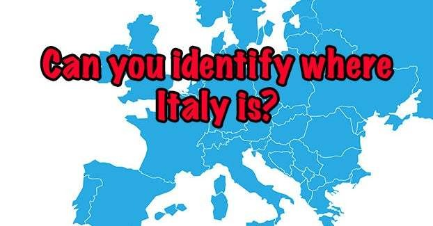 Can You Locate Nine Of The Most Popular Countries In The World? I Say You Probably Can't