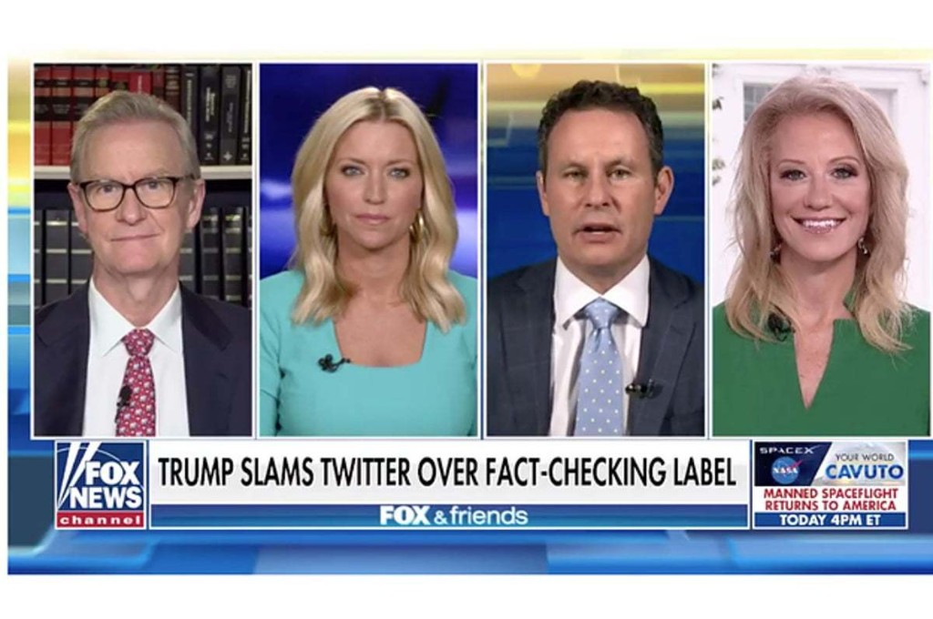 Trump's Campaign And Fox News Are Attacking A Twitter Employee Because They Think He Fact-Checked The President. They Have The Wrong Guy.