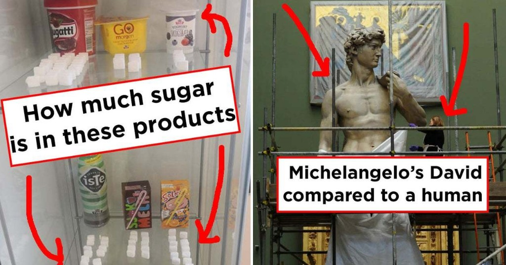 16 Visual Representations That Really Put Things Into Perspective