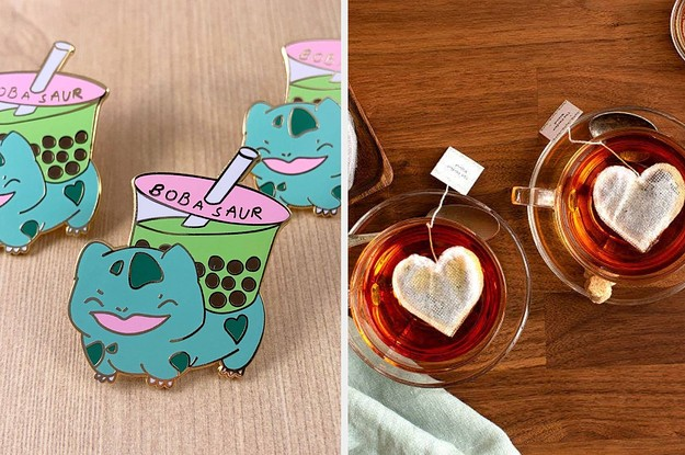 25 Perfect Products For Anyone's Who's Obsessed With Tea
