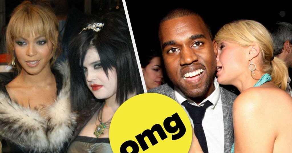 """50 Celebrity Pictures From The 2000s That Made Me Say """"They Were Friends?!"""""""