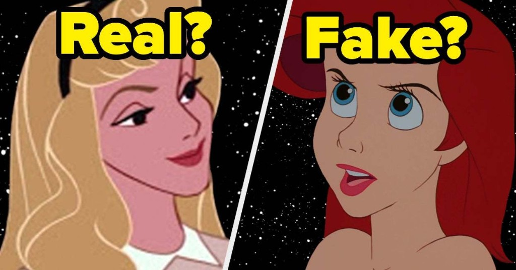 How Well Do You Remember The Disney Princess Hairstyles?