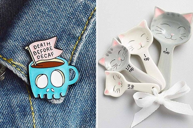 39 Stocking Stuffers To Make Them Smile