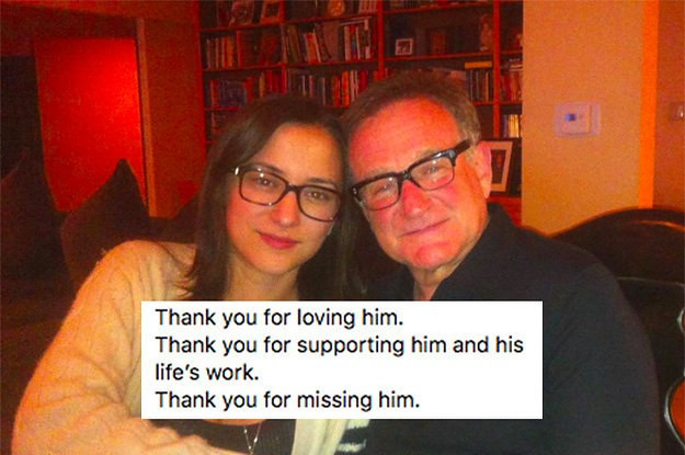 Here's What Zelda Williams Says You Can Do To Honor Robin On His Birthday
