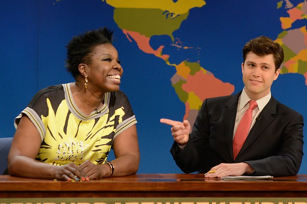 The Unbreakable Leslie Jones