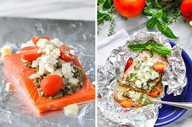 25 Mess-Free Foil Packet Dinners For People Who Hate Cleaning