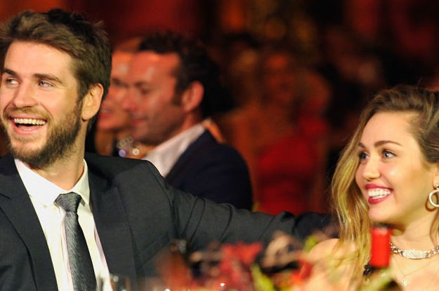 Liam Hemsworth Spoke For The First Time About Being Married To Miley Cyrus