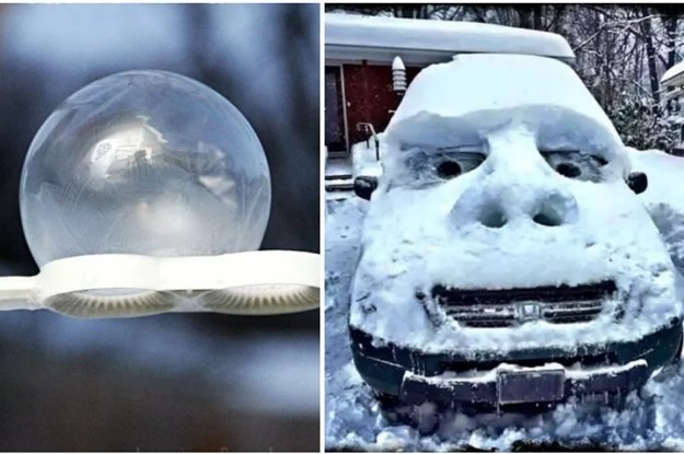 17 Unbelievably Cool Things You Can Do With — And In — The Snow
