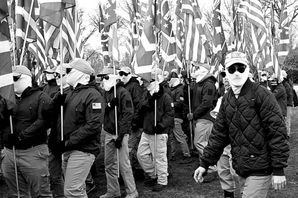 The White Extremist Group Patriot Front Is Preparing For A World After Donald Trump