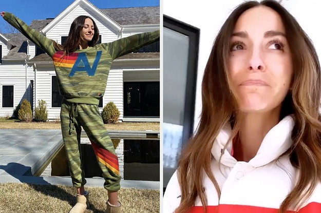 """How Influencer Arielle Charnas Became The Face Of """"Privilege In The Age Of The Coronavirus"""""""