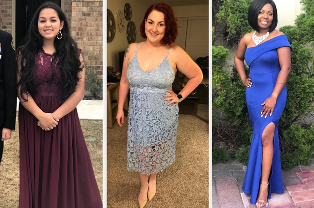 These 35 Formal Dresses From Amazon Are *So* Cute And We Have The Receipts To Prove It