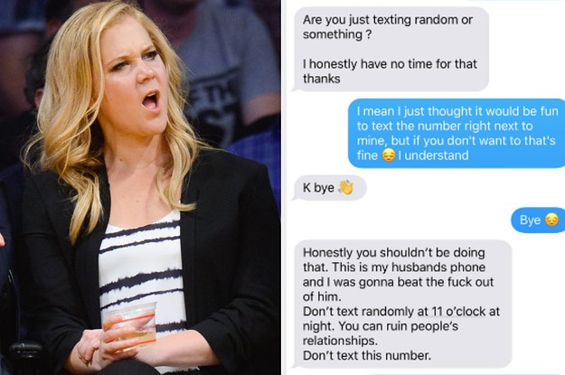 """People On Twitter Are Texting Their """"Number Neighbor"""" And The Results Are Hilariously Random"""