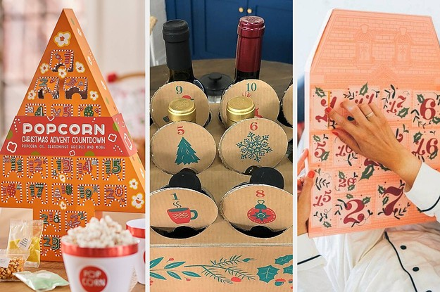 Advent Calendars To Treat Yourself To This Season