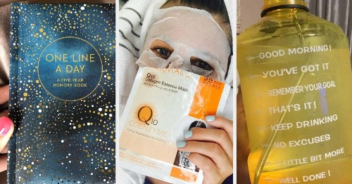 25 Products For Anyone Who's Ready To Start Taking Better Care Of Themselves